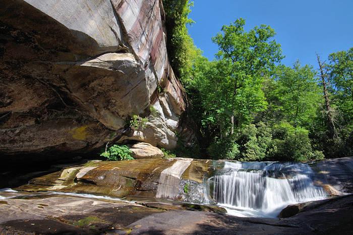 Cathedral Falls NC