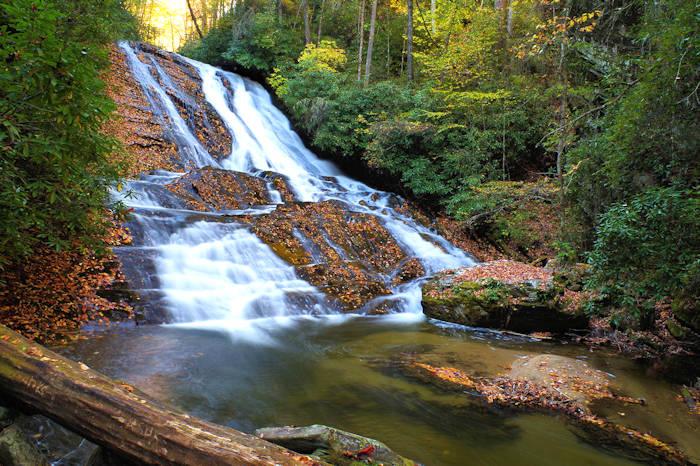 Cathey's Creek Falls