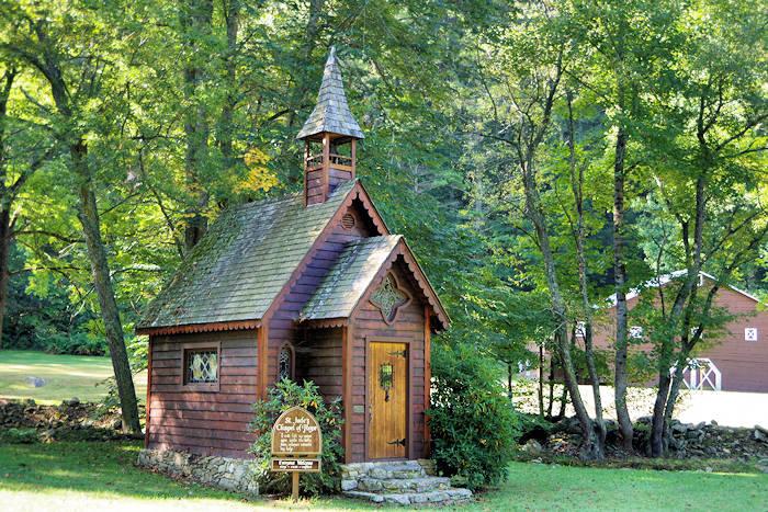 St Jude's Chapel, Trust
