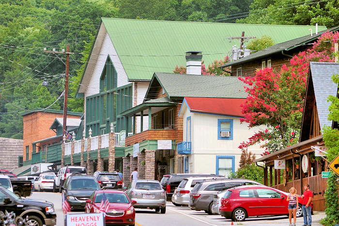 Chimney Rock Village