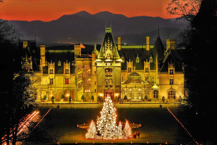 Christmas at Biltmore House