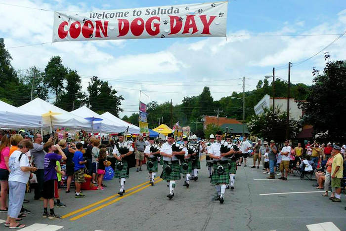 Coon Dog Day