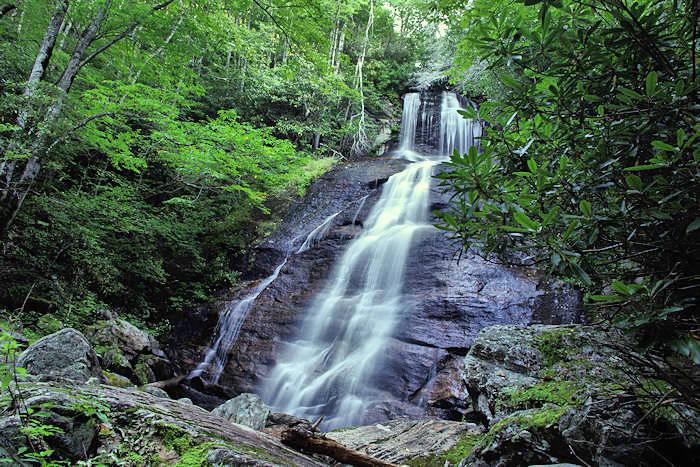 Dill Falls, NC
