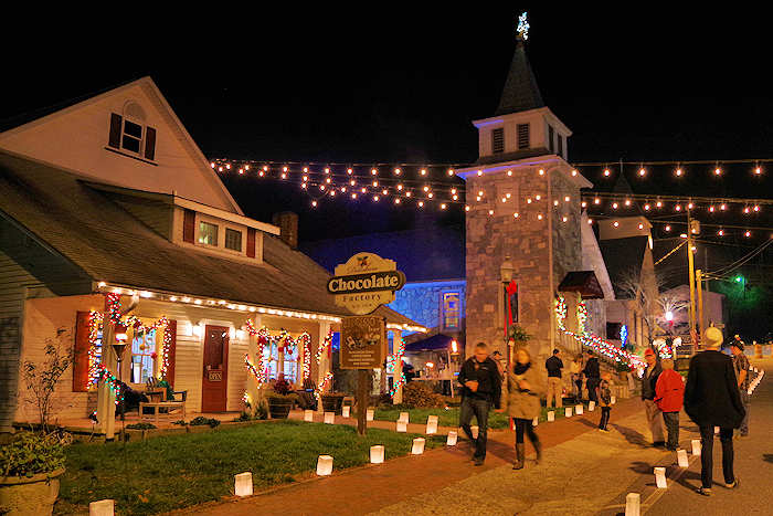 Dillsboro Festival of Lights