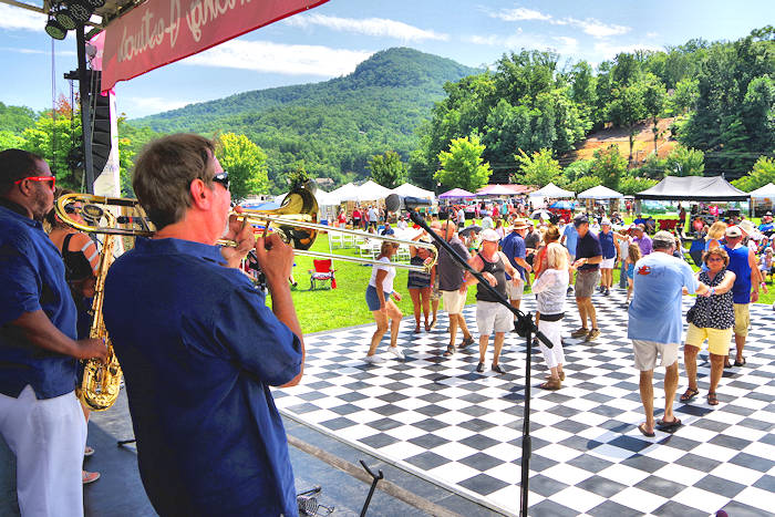 Dirty Dancing Festival, Lake Lure