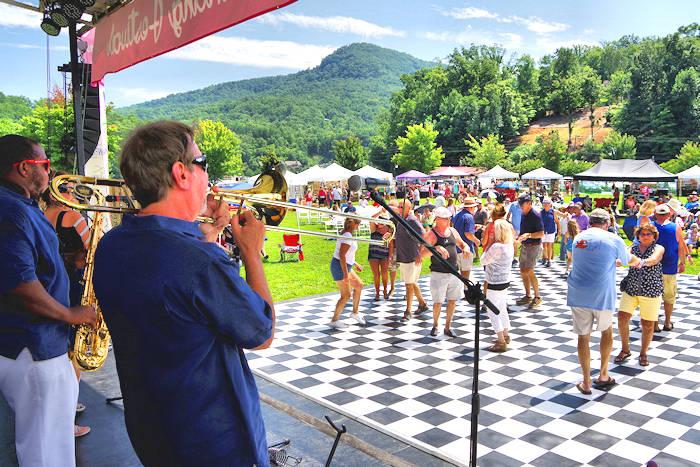 Dirty Dancing Festival, Lake Lure