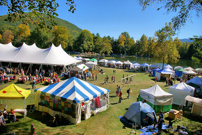 Fall Festivals in Asheville & Western NC