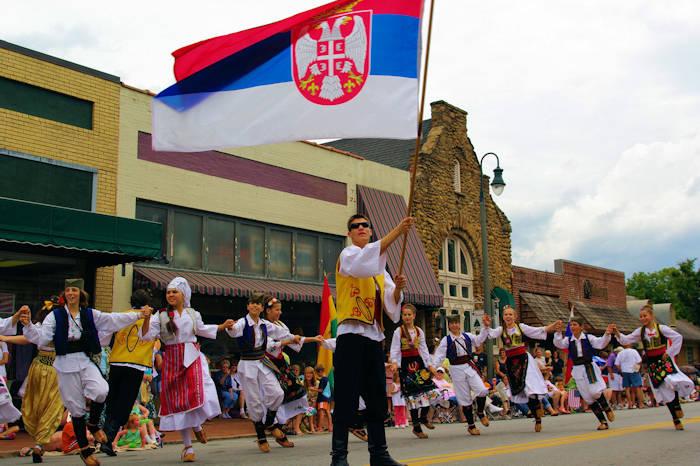 Folkmoot USA Festival