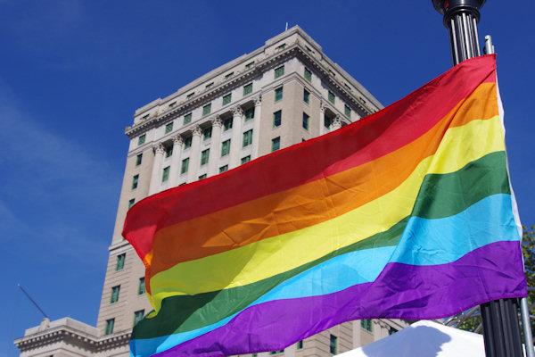Gay Pride Asheville