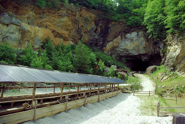 Asheville Gem Mining