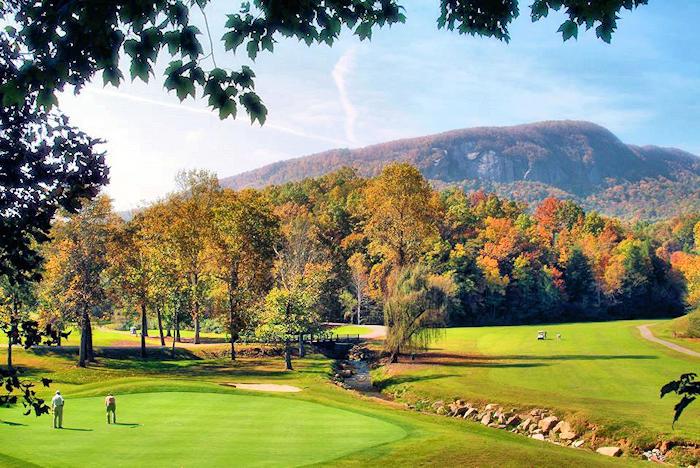 Asheville Golf Courses