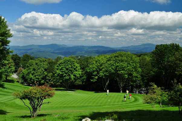 Asheville Golf Courses