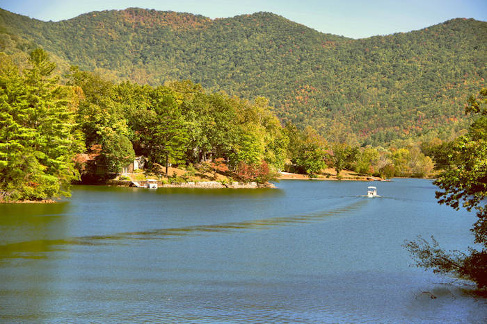 Great Smoky Mountains Lakes & Rivers, NC