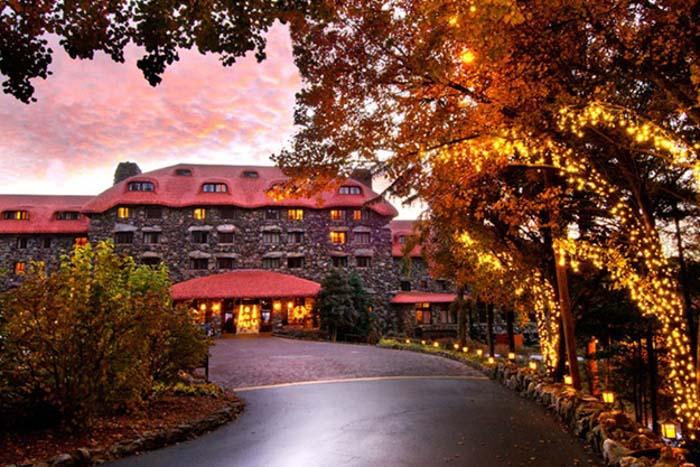 Hotels in Asheville