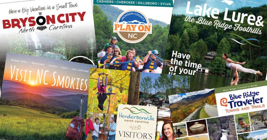 Free Guides Asheville & NC Mountains