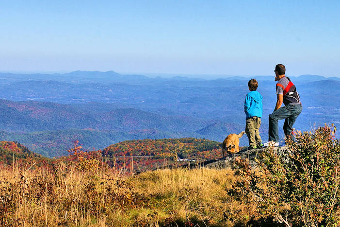 Kid Friendly Hikes Asheville