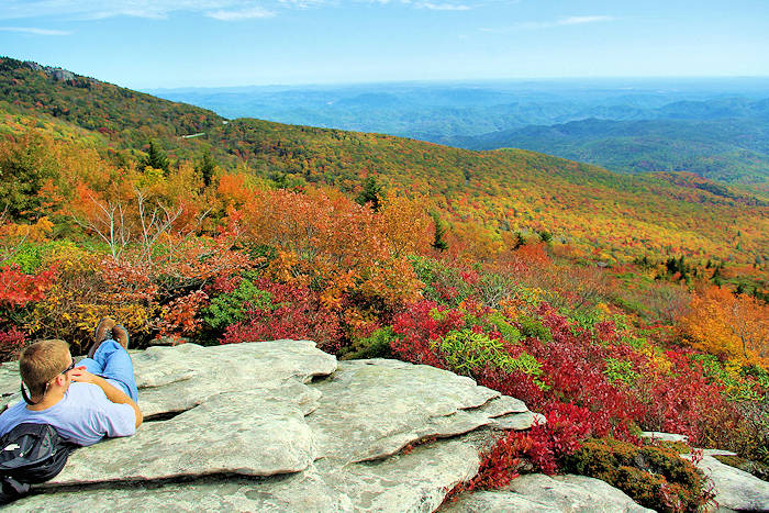 Fall Hikes Near Asheville