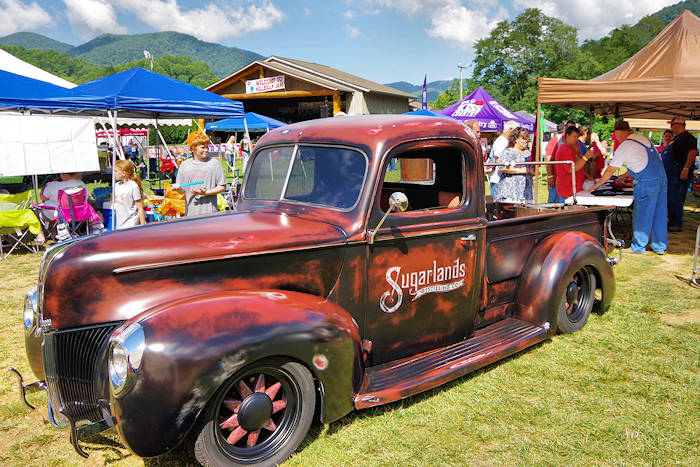 Hillbilly Jam, Maggie Valley