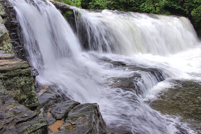 Hooker Falls, DuPont State Forest NC