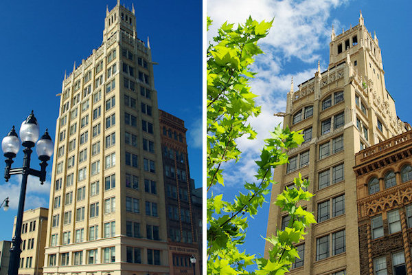 Jackson Building, Downtown Asheville