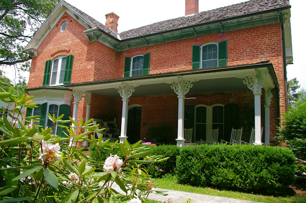 Historic Johnson Farm