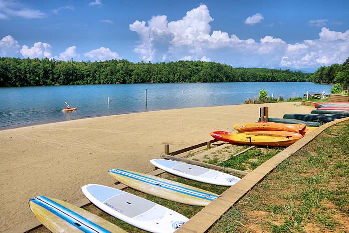Lake James State Park NC