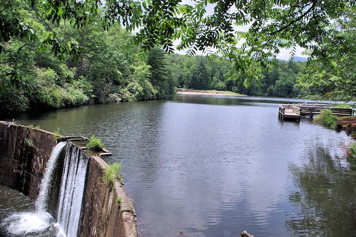 Lake Powahatan NC