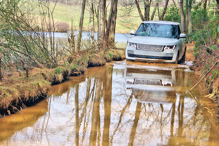 Land Rover Experience Biltmore