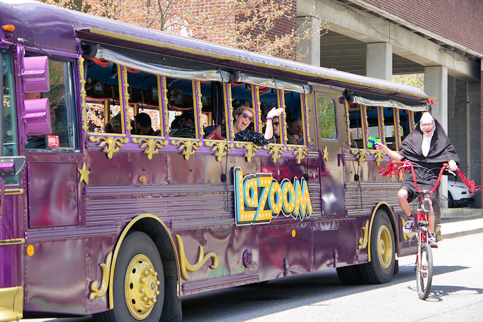 LaZoom Bus: City, Haunted & Beer Tours