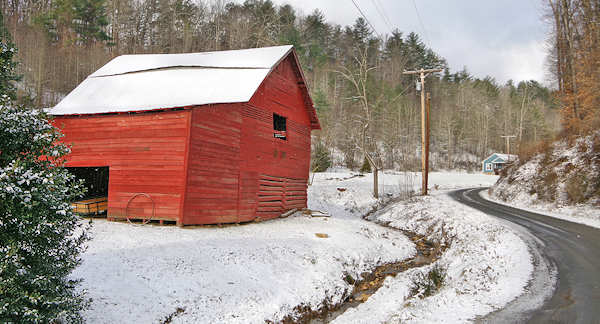 Madison County Barn