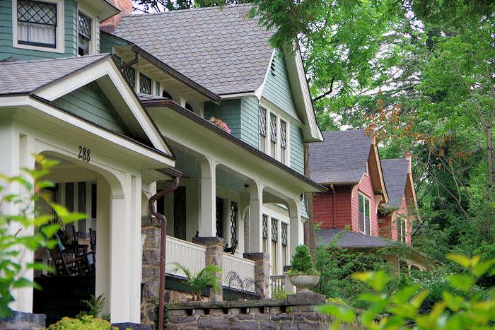 Asheville Neighborhoods