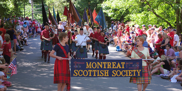 Montreat July 4th Parade