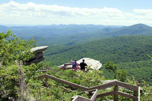 Mountains to Sea Trail NC