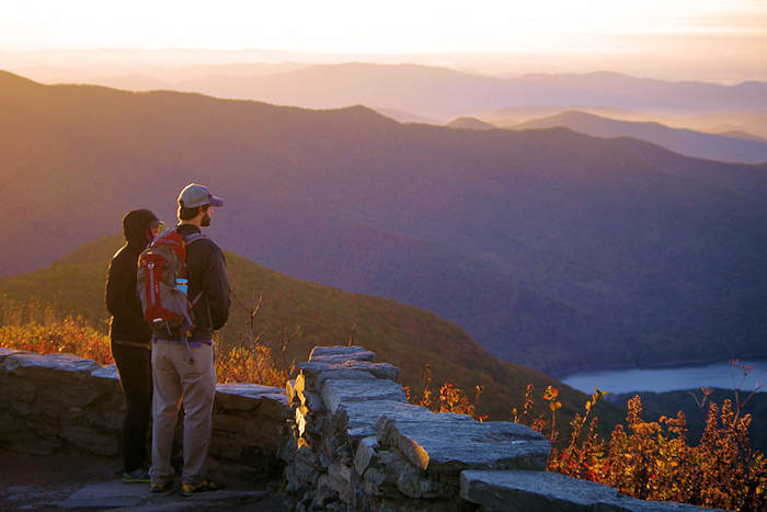 Asheville Mountaintop Hikes