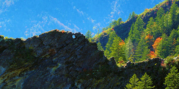Mt. LeConte & Alum Cave Trail, Great Smoky Mountains | 600 x 300 jpeg 86kB