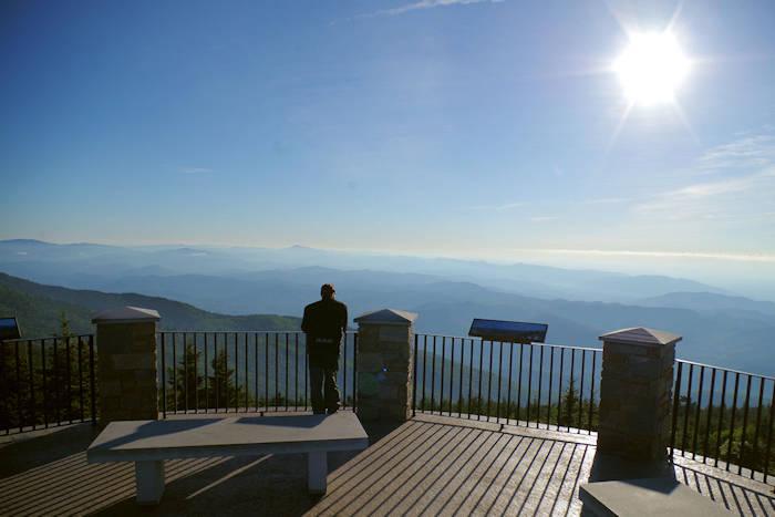 Mt Mitchell NC