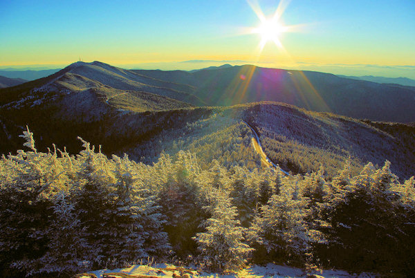 Mt Mitchell Scenic Byway