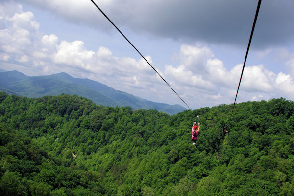 Navitat Canopy Adventures Zip Lines Near Asheville