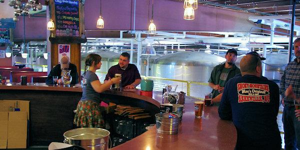 Oskar Blues Brewery Brevard