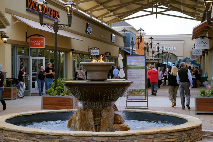 Asheville Outlet Mall >> Biltmore Park in Asheville