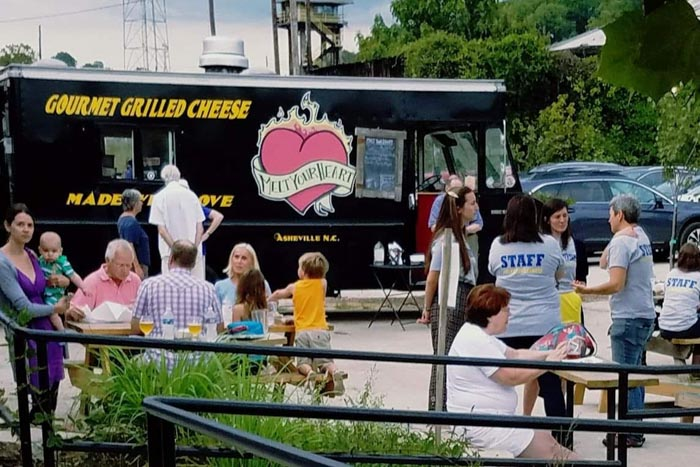 Best Food Trucks in Asheville