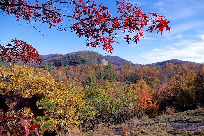 Panthertown Valley NC