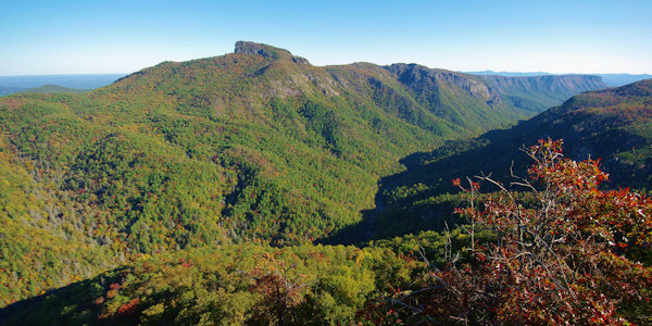 Pisgah National Forest: Linville Gorge