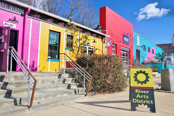 River Arts District, Asheville