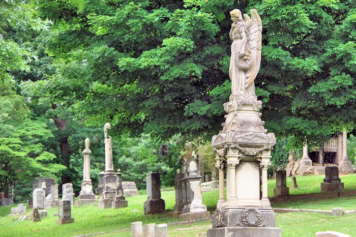 Riverside Cemetery, Asheville NC