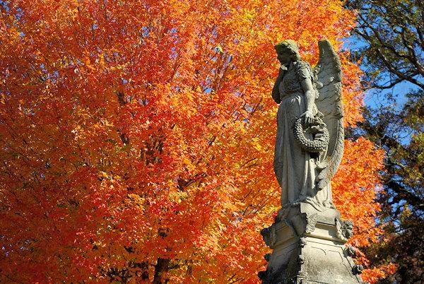Riverside Cemetery, Asheville