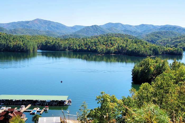 Lake Santeetlah, NC