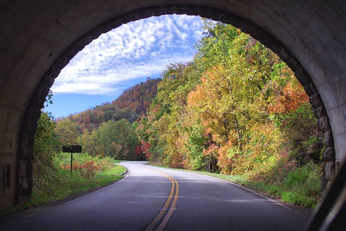 Asheville Mountain Scenic Drive