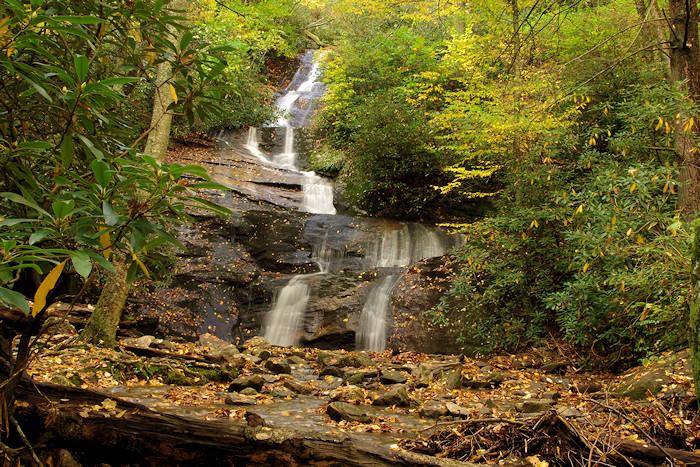 Setrock Falls NC