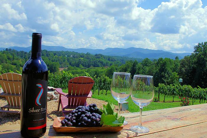Catawba Valley NC Winery